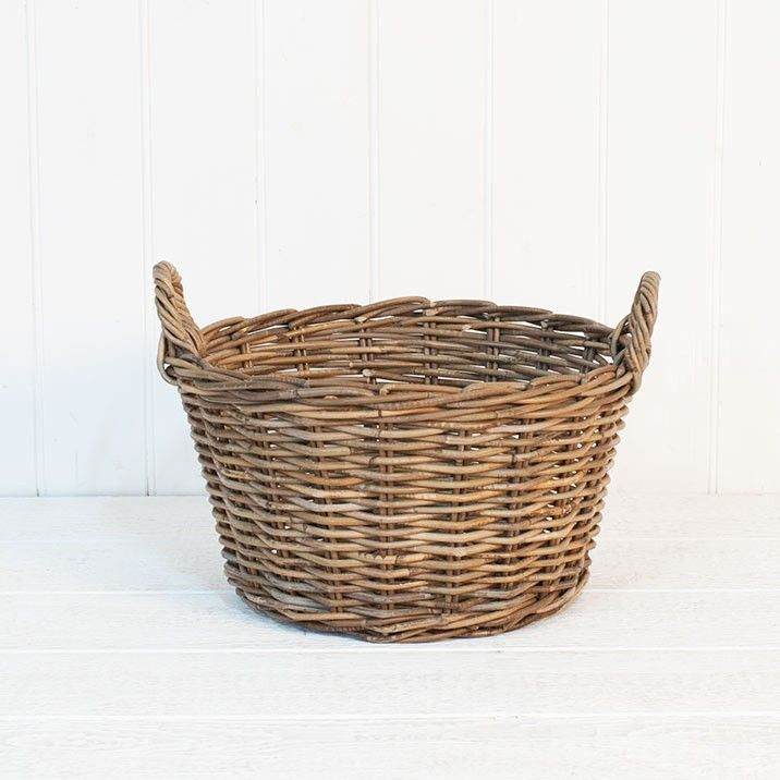 Decorative Laundry Hamper Kubu Laundry Basket  Baskets & Hampers  Storage  Home Decorative