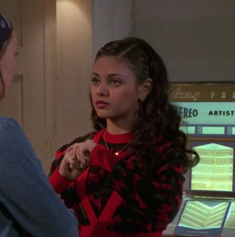 That 70s Show Uploaded By Feelings Fade On We Heart It In 2020 Aesthetic Hair 70s Hair That 70s Show