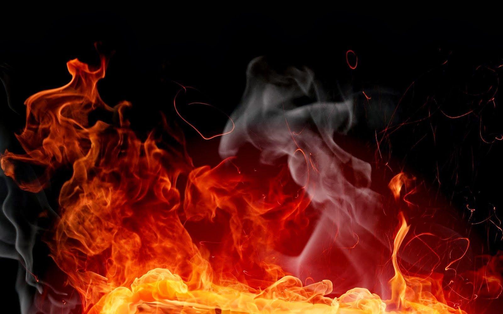 Best Top Desktop Dark Black Fire Wallpapers Hd Fire Wallpaper Picture 2 Jpg 1600 1000 Red And Black Wallpaper Fire Image Qhd Wallpaper