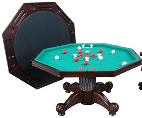 stable quality release info on 100% authentic Amazon.com : 3 in 1 Game Table - Octagon 54