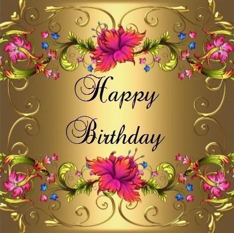 Happy Birthday – Greeting Happy Birthday Message