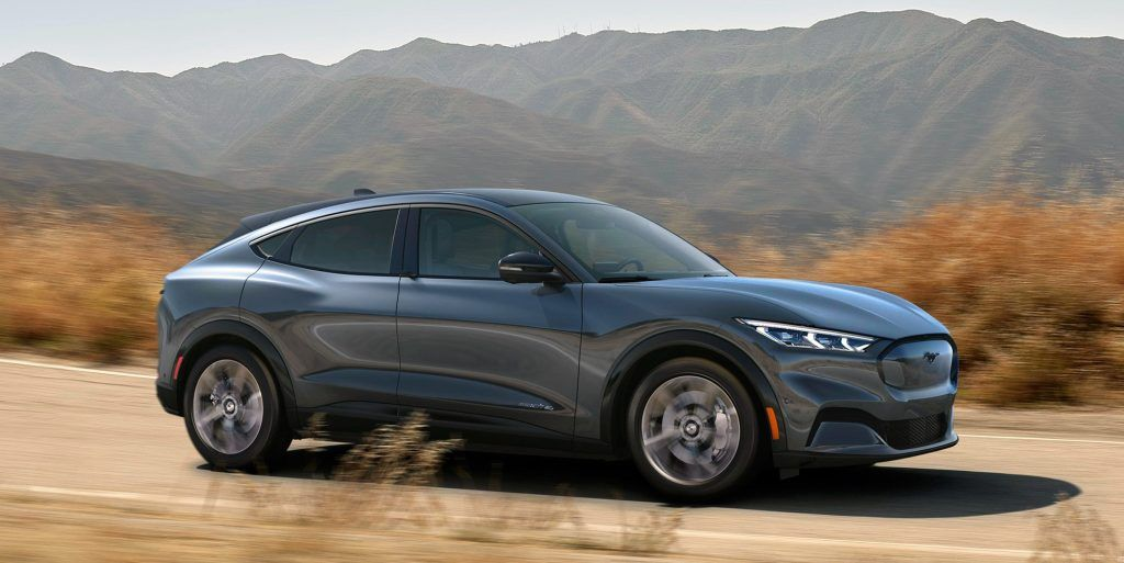 2021 Mustang Mach E Suv Ford Takes On The Tesla Model Y In 2020 Ford Mustang Tesla Model X Mustang