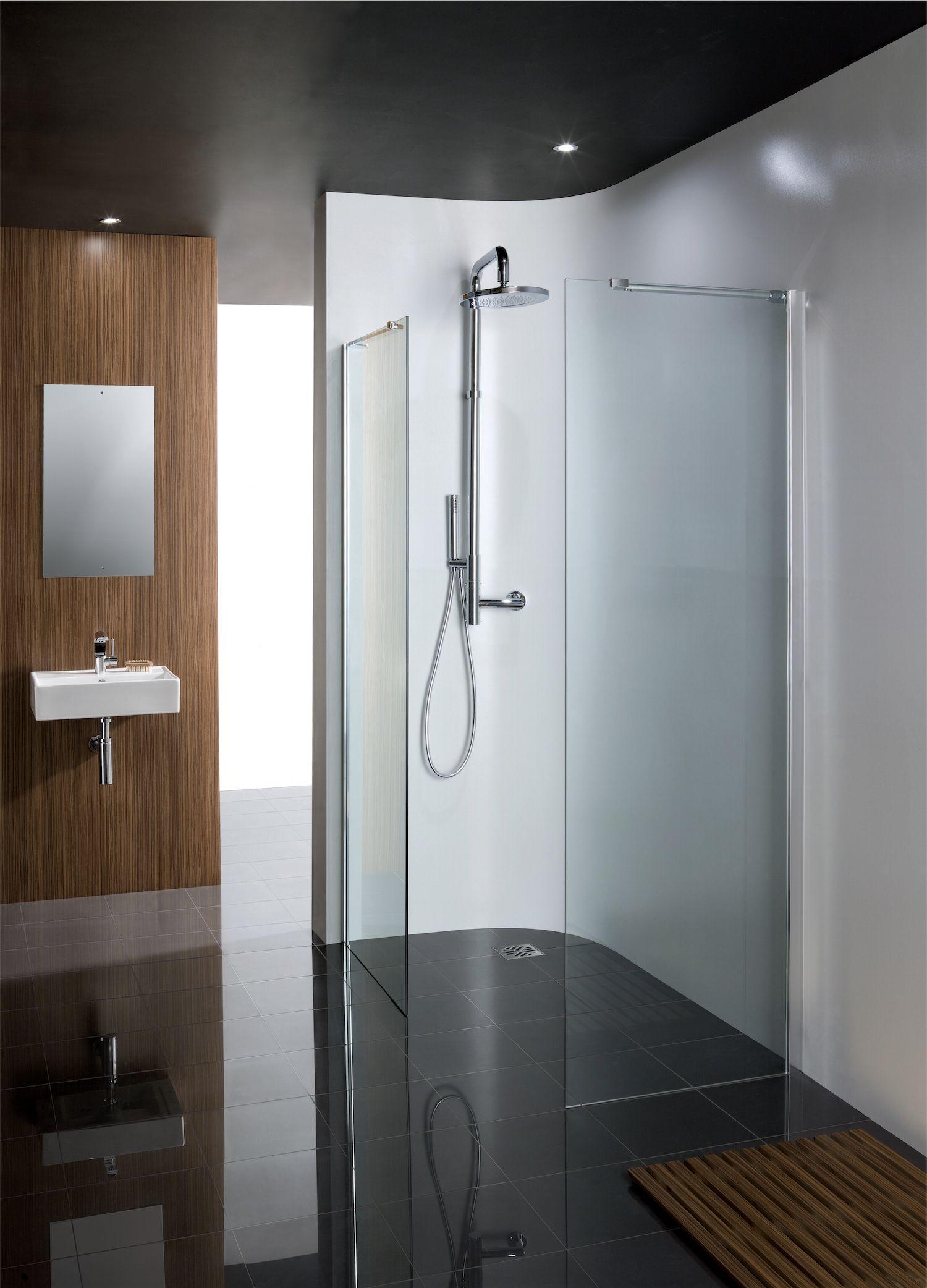 Design Semi-Frameless Walk In Shower Panel from Crosswater http ...
