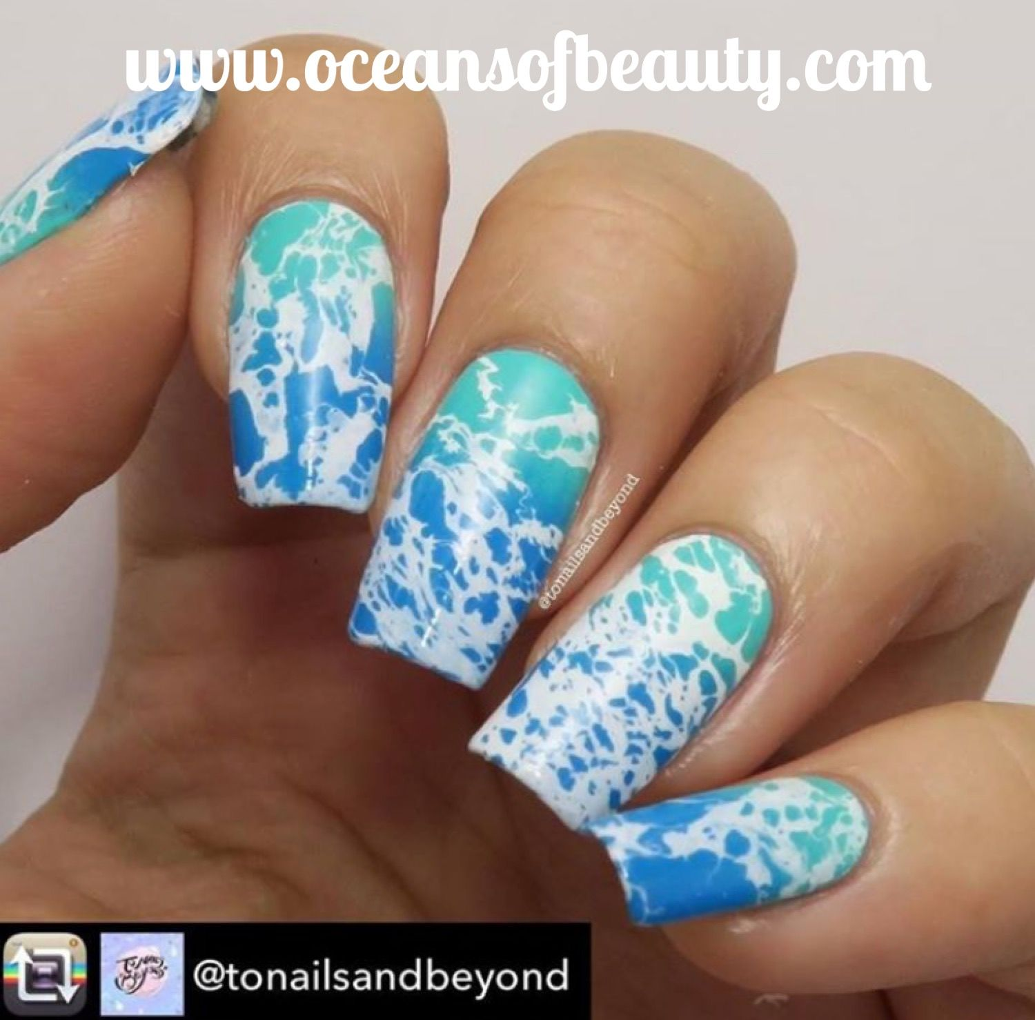 Mylar Flakes by Sparkle & Co. Visit OceansofBeauty.com