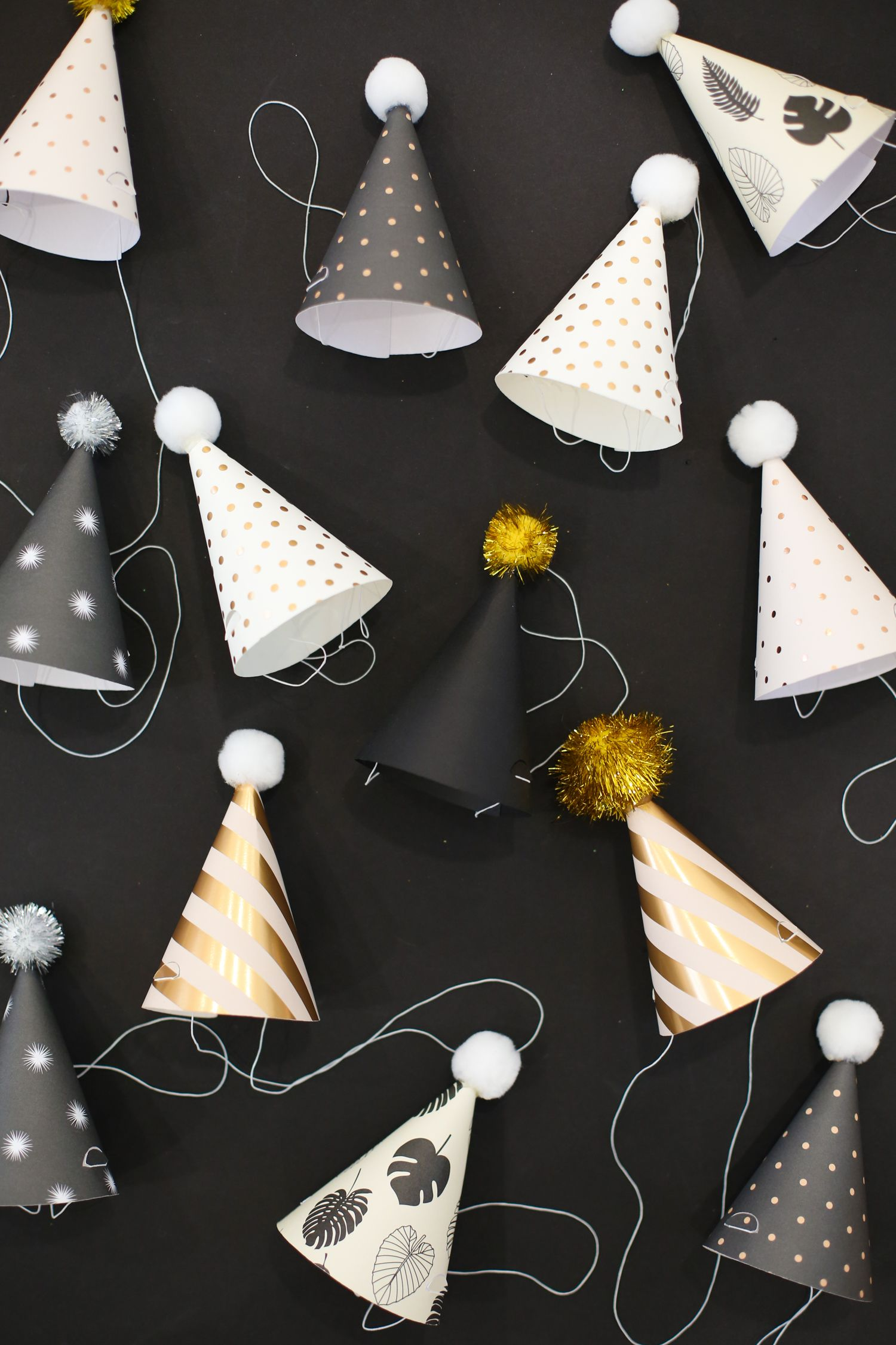 Easy Ideas and Decorations for a Family New Year's Eve Party