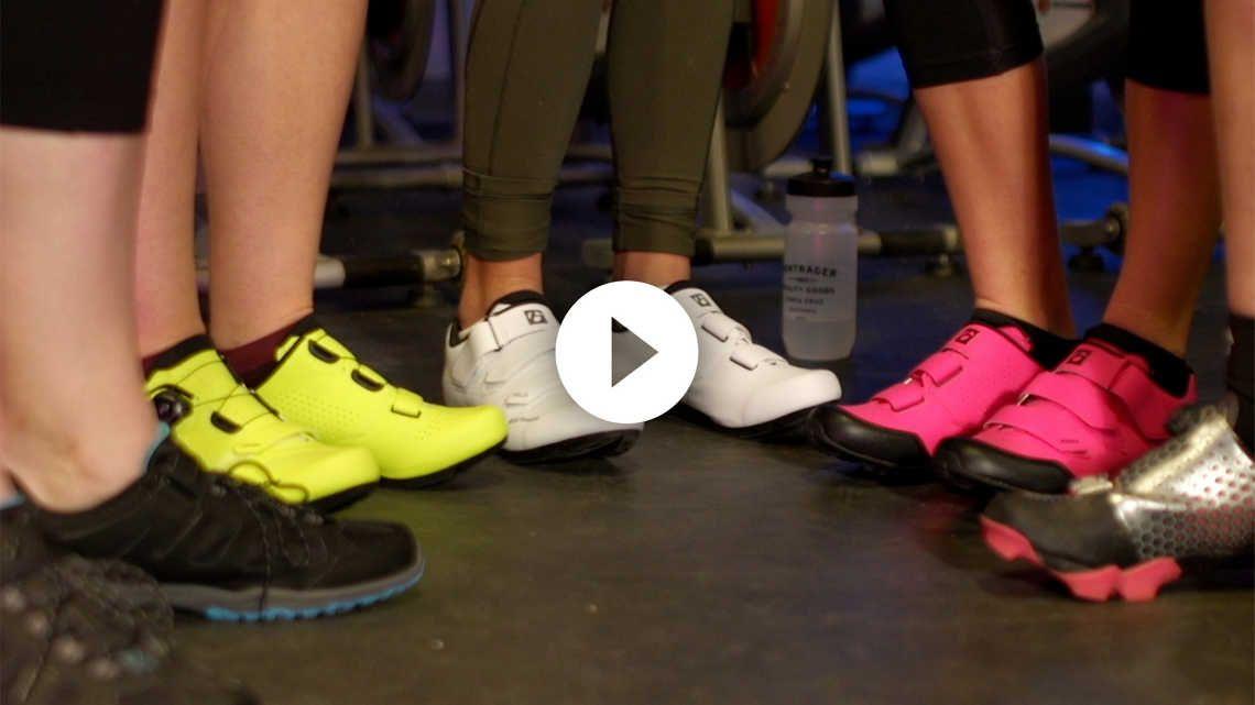 How to pick the best spin shoe trek bikes indoor