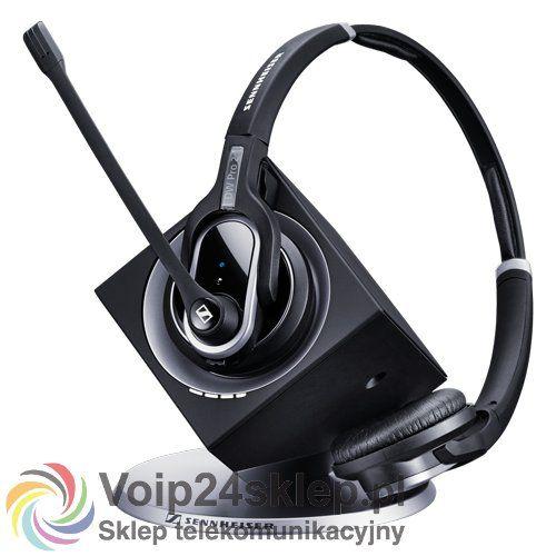 Sennheiser DW30 EU | Słuchawki bezprzewodowe DECT
