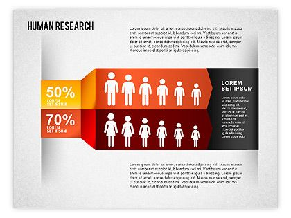 Demographic Infographics http://www.poweredtemplate.com/powerpoint ...