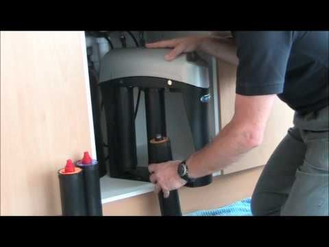 How To Change Kinetico K5 Reverse Osmosis Water Filters