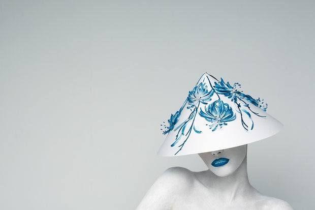 White Garden by Alexander Khokhlov, 1