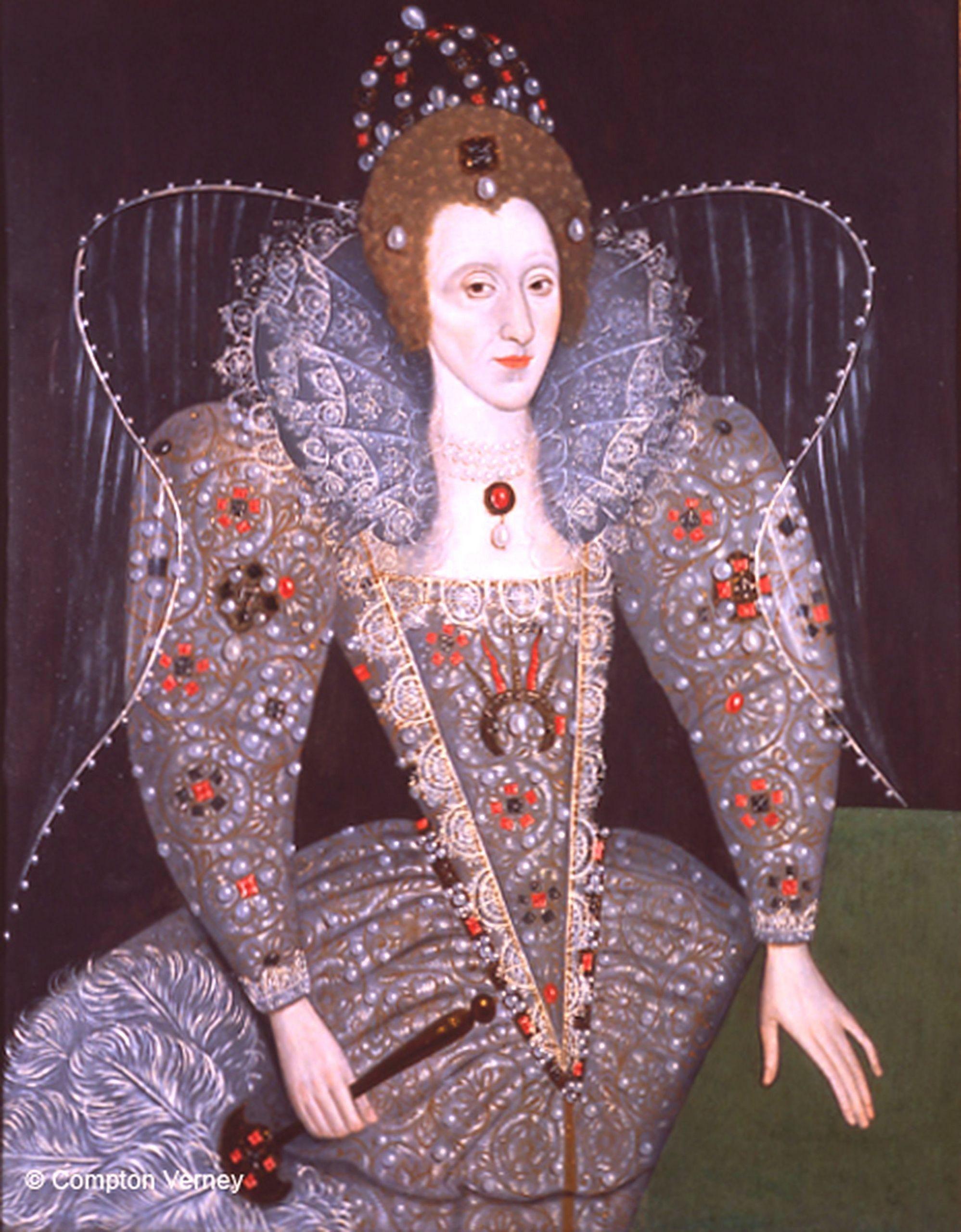 elizabeth i of england the virgin queen mother anne
