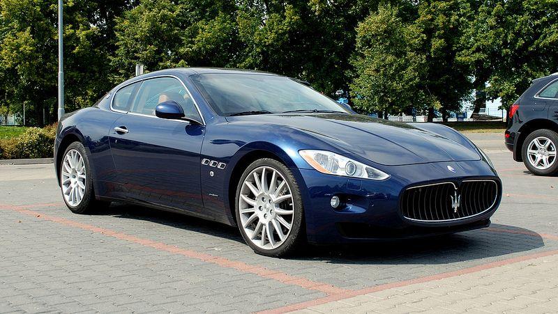 Maserati GranTurismo S Maserati granturismo, Maserati