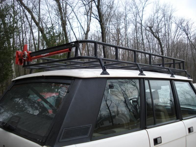 Roof Rack Build Land Rover Forums Land Rover And Range Rover - Range rover forum
