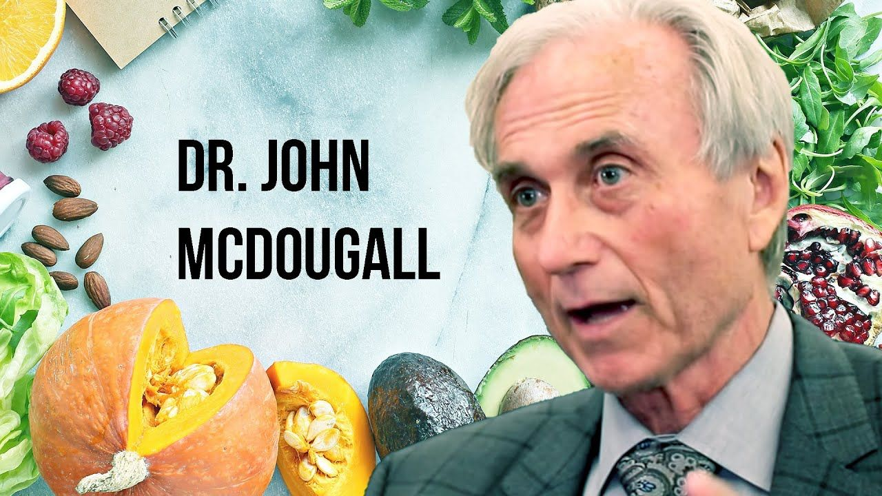 Why This Vegan Diet Can Cause Cancer Dr John Mcdougall Youtube Dr Mcdougall Diet Diet Cancer