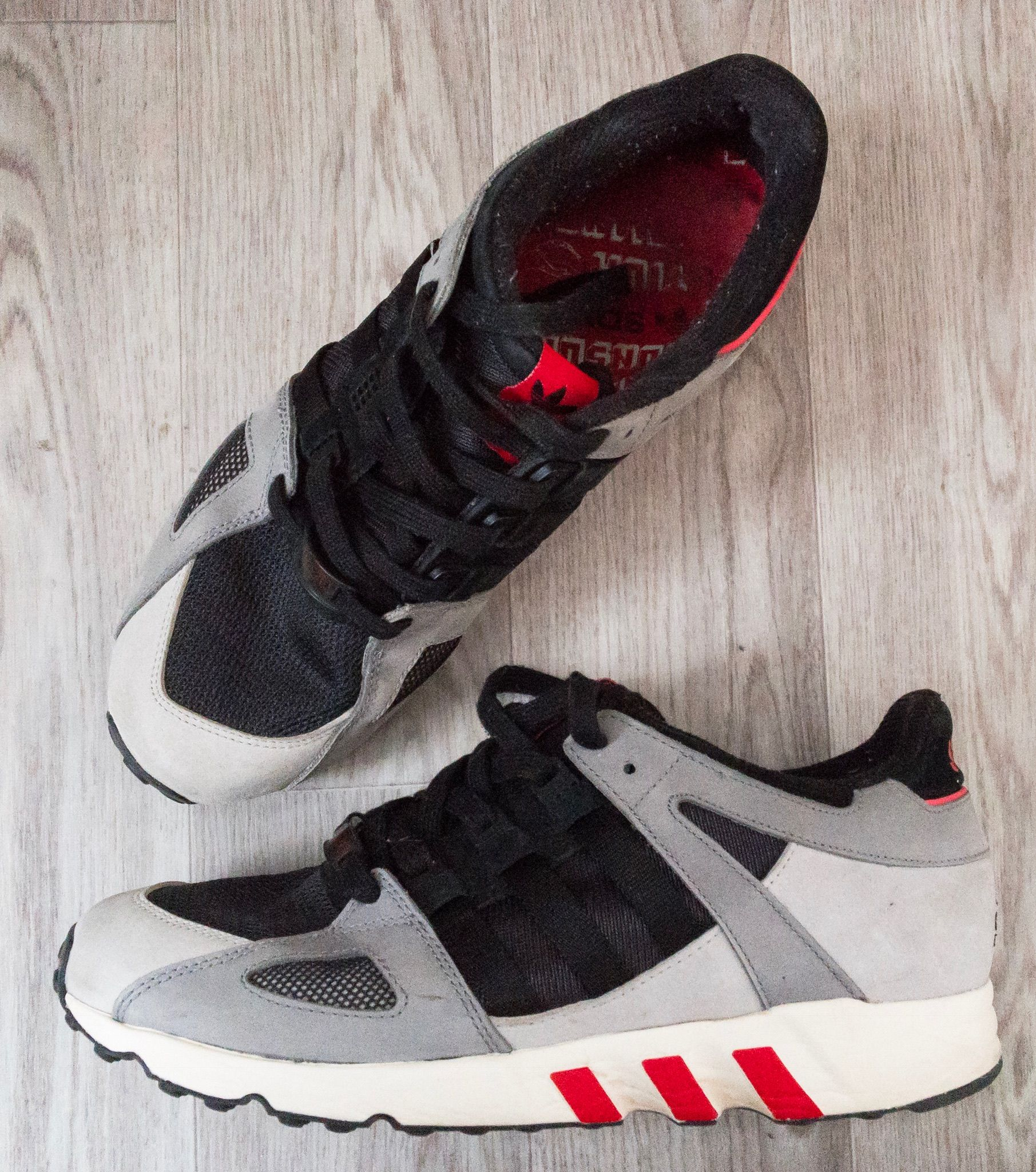 Adidas Consortium EQT x Solebox. Article: B35714. Year: 2014. Made in