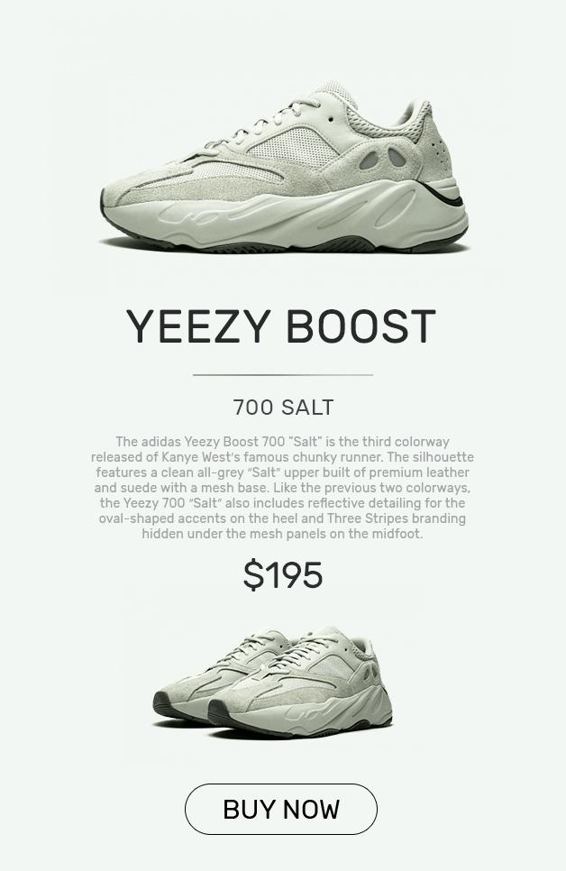 clean yeezy 700