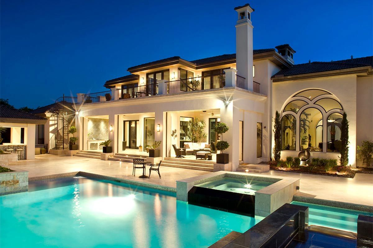 Great 5 Beautiful Luxury Homes In Houston