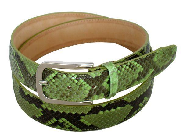 Python woman's belt PICLB44