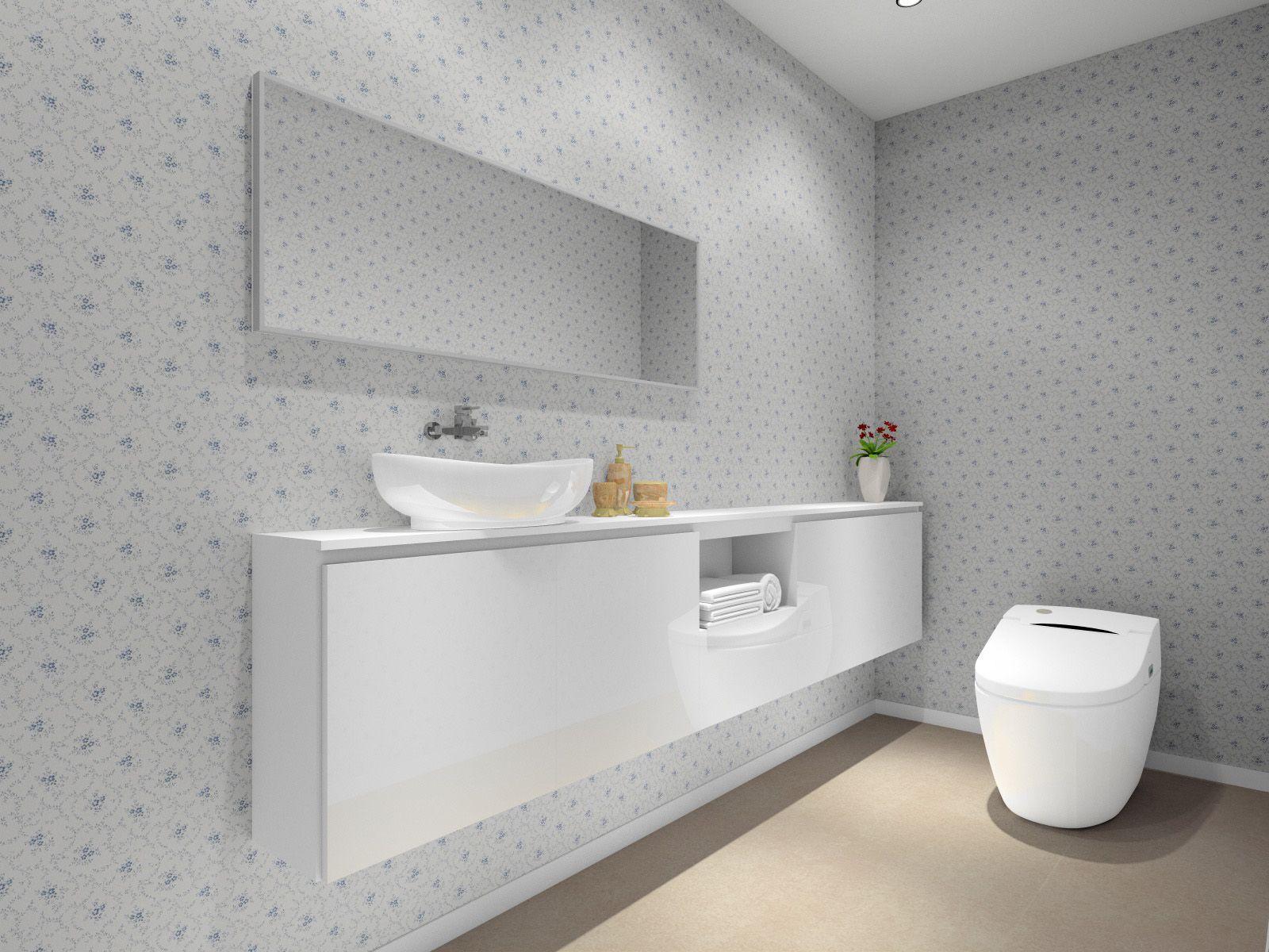 771079 施工例 サンゲツ ホームページ サンゲツ トイレ 施工