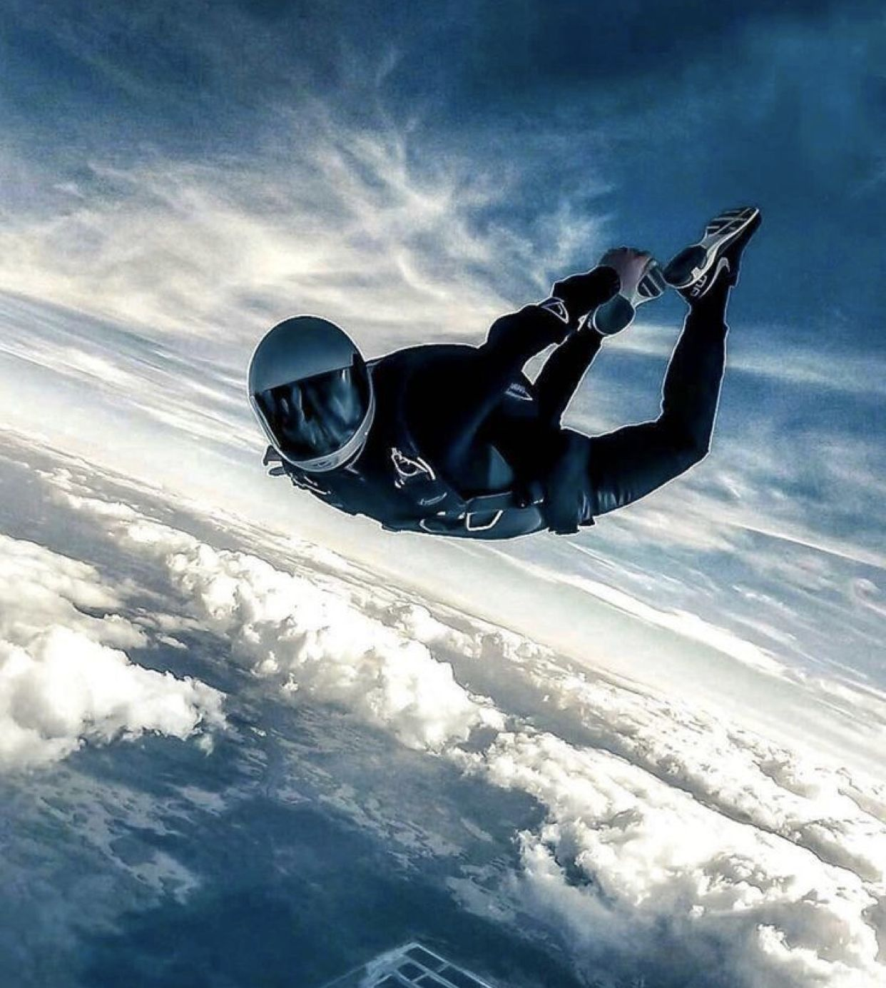 Sky Diving Extreme Adventure Skydiving Extreme Sports