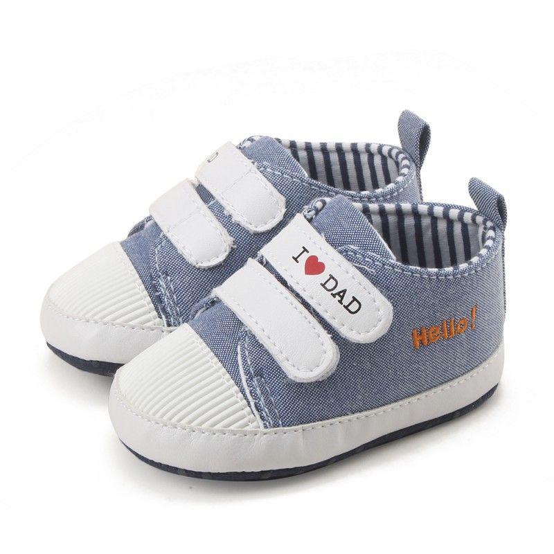 Bébé Enfant Enfant Fille Soft Sole Canvas Sneaker Toddler Chaussures hVTYi1f2L
