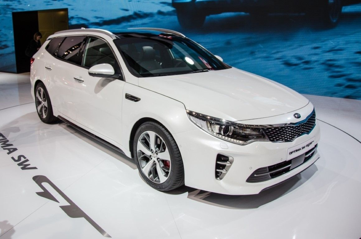 2013 Kia Ceed SW This is information