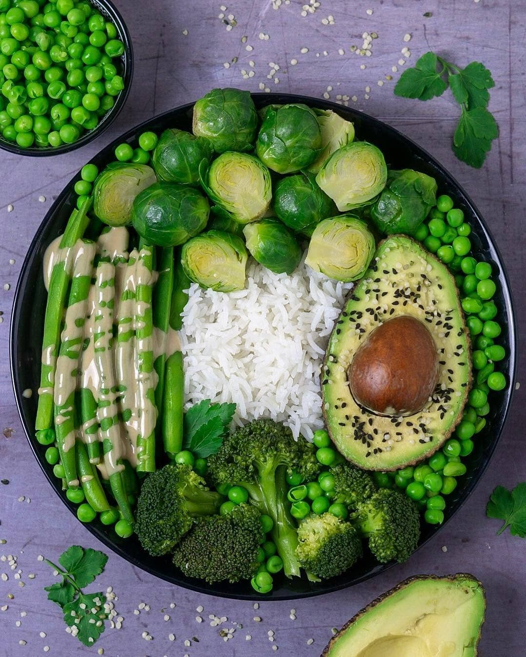 Healthy Vegan Recipes On Instagram Nutritious Green