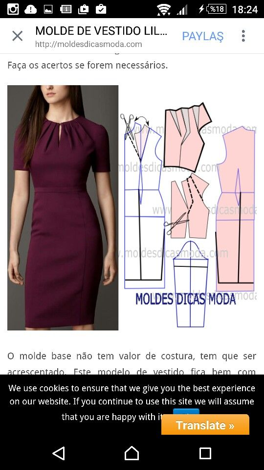 Pin by Latrice Heard on DIY Sew | Pinterest | Patterns, Sewing ...