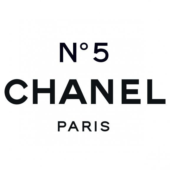 √ Chanel No 5 Logo