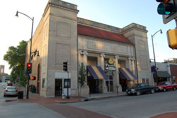 A Long Intermission Columbia S Hall Theatre Still Sits Empty Theatre Columbia Hall
