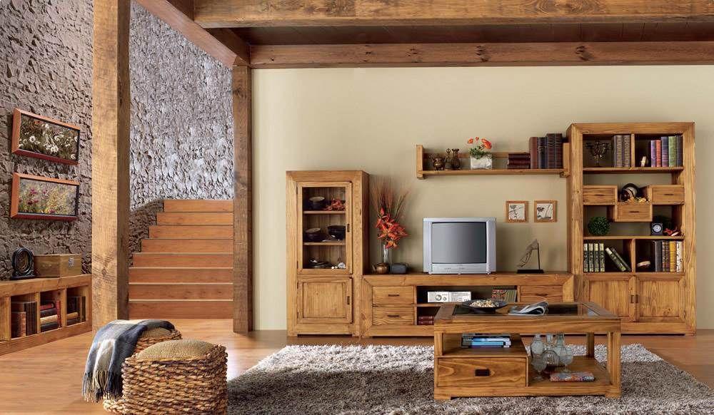 muebles tv de pino  Buscar con Google  Cocinas  Pinterest  Mesas