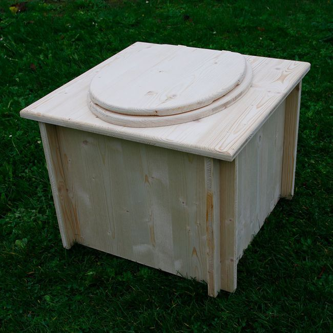Toilette sèche en bois pour l\u0027intérieur, toilette sèche pas chère - Toilette Seche Interieur Maison