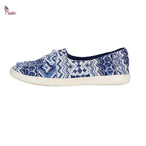 Dude Shoes Women's Ferrara Slip On White Peacock UK3 / EU36 34l96gr