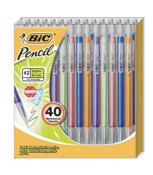 Target Daily Deal Bic Mechanical Pencils 40 Ct 7 Mechanical