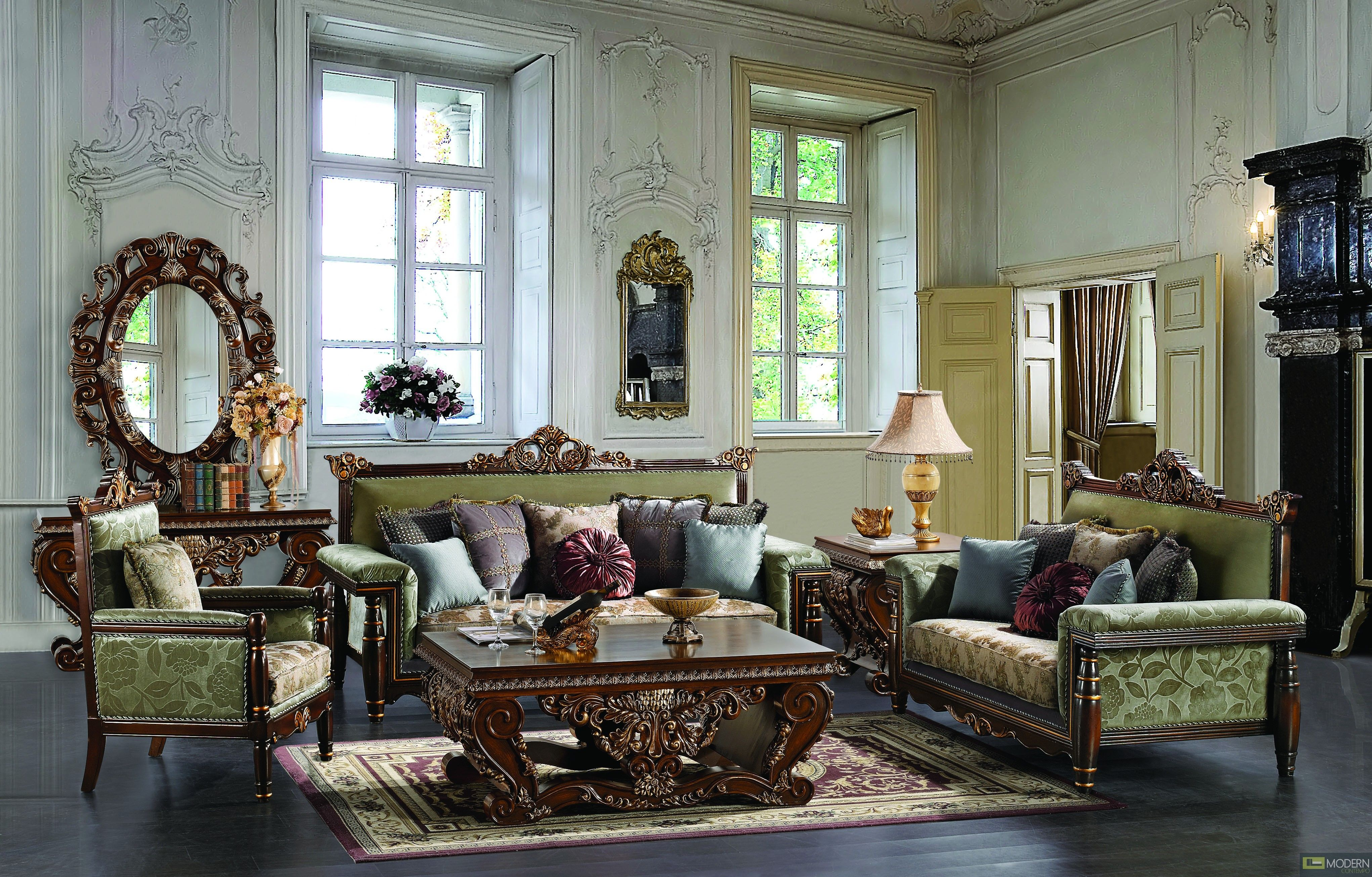 Traditionalformallivingroomideascabinrustic 4084×2610 Simple Simple Living Room Furniture Designs Design Decoration