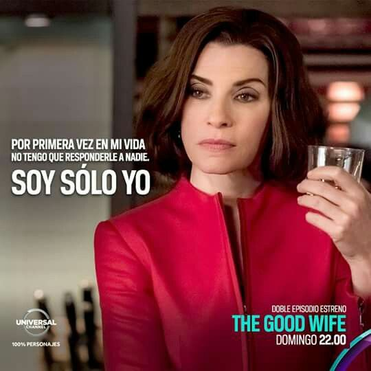 The good wife - Alicia Florrick