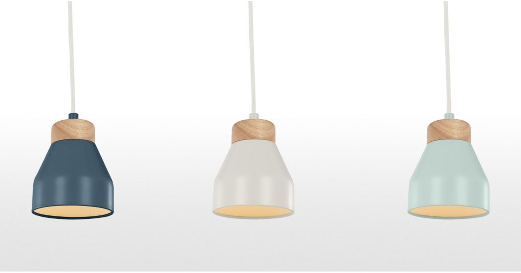 Best Albert Diner Pendant Duck Egg Muted Grey And Dusk Blue In 640 x 480