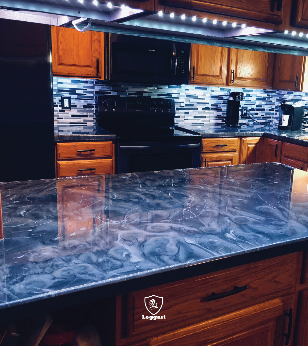 Check Out Our Website To See All The Different Options And Looks You Have With Leggariproducts You Can G Epoxy Countertop Kit Countertop Kit Epoxy Countertop