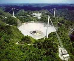Puerto Rico Radar de Arecibo