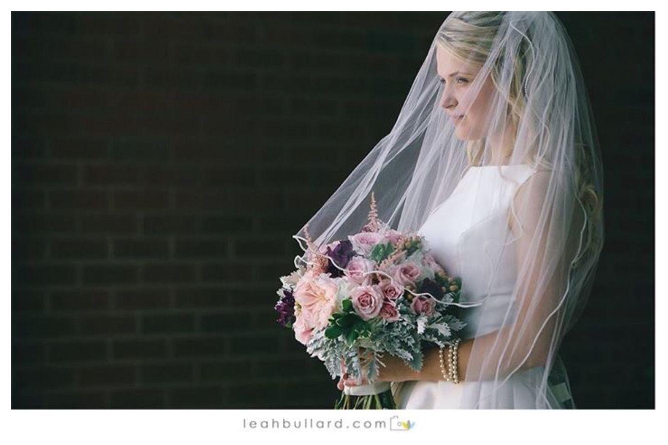 Hair and makeup by Bangs and Blush | Photography: Leah Bullard