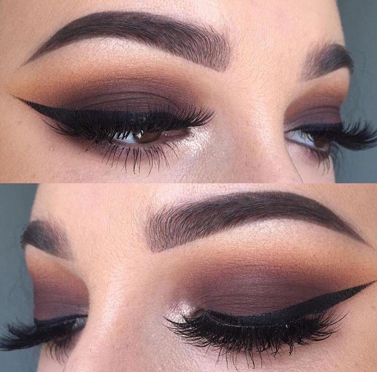 Brown Smokey Eyes Pinterest Jenny Smokey Eye For Brown Eyes Eye Makeup Smokey Eye Makeup
