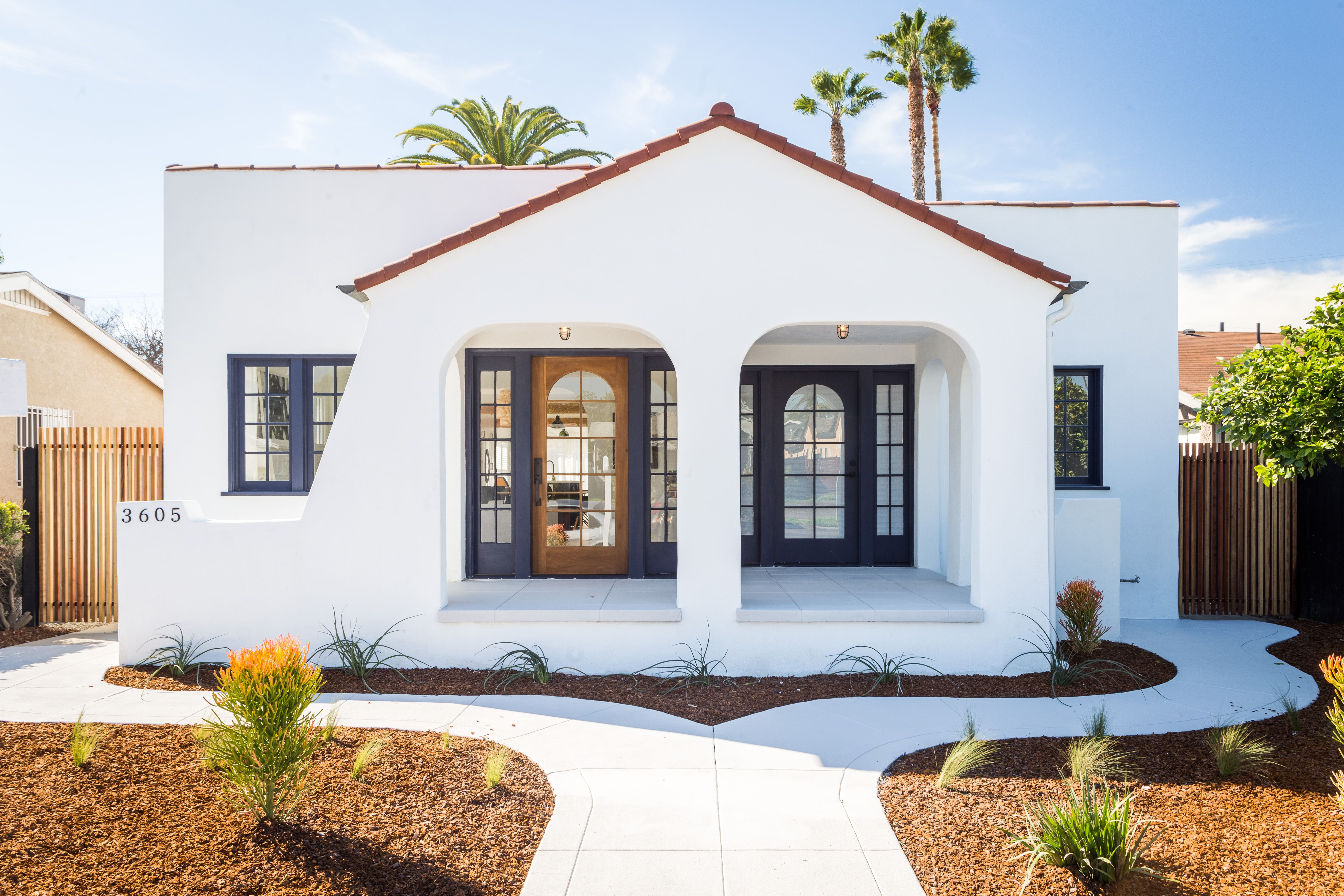 Jefferson Park Mid City Park Hills Heights Acme Real Estate Courtney Poulos Spanish Modern Spanish Style Homes House Exterior Spanish Style
