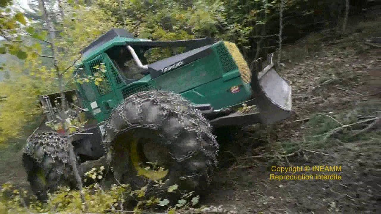 Tree farmer skidder for sale in ny - Timberjack 240 Skidder Debardage En Montagne Hd Jingle Girl Higher Higher