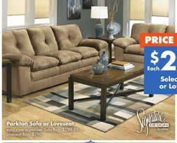 Awe Inspiring Parkton Sofa Or Loveseat From Big Lots 285 00 Reg 299 99 Interior Design Ideas Tzicisoteloinfo