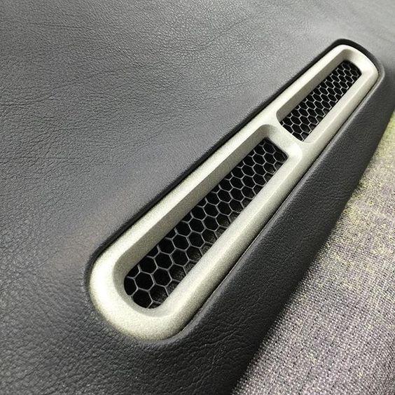 Daniel Williams Djdesigns Custom Chevelle Interior Grill