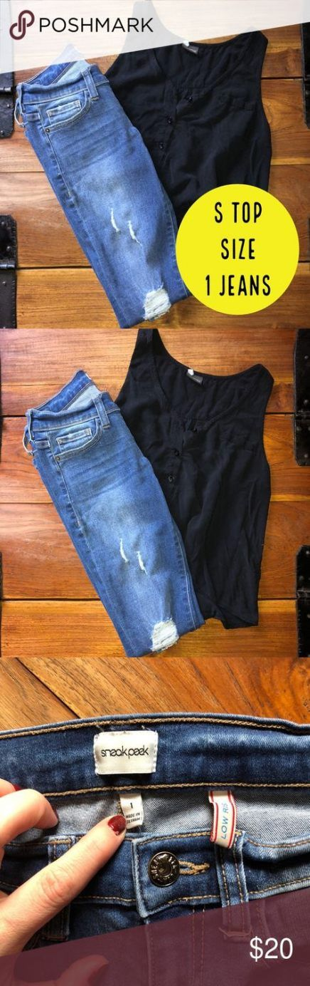 50 Trendy fitness outfits women over 40 jeans #fitness