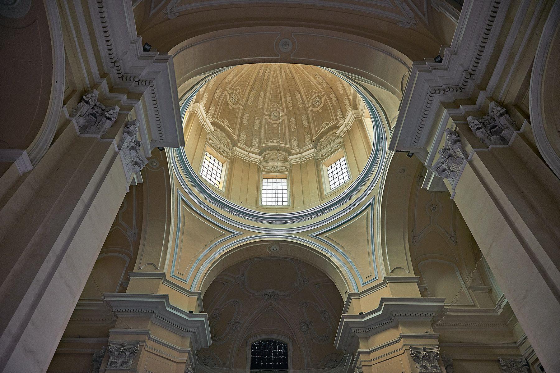 Basilica di Santa Maria Maggiore alla Pietrasanta en Nápoles