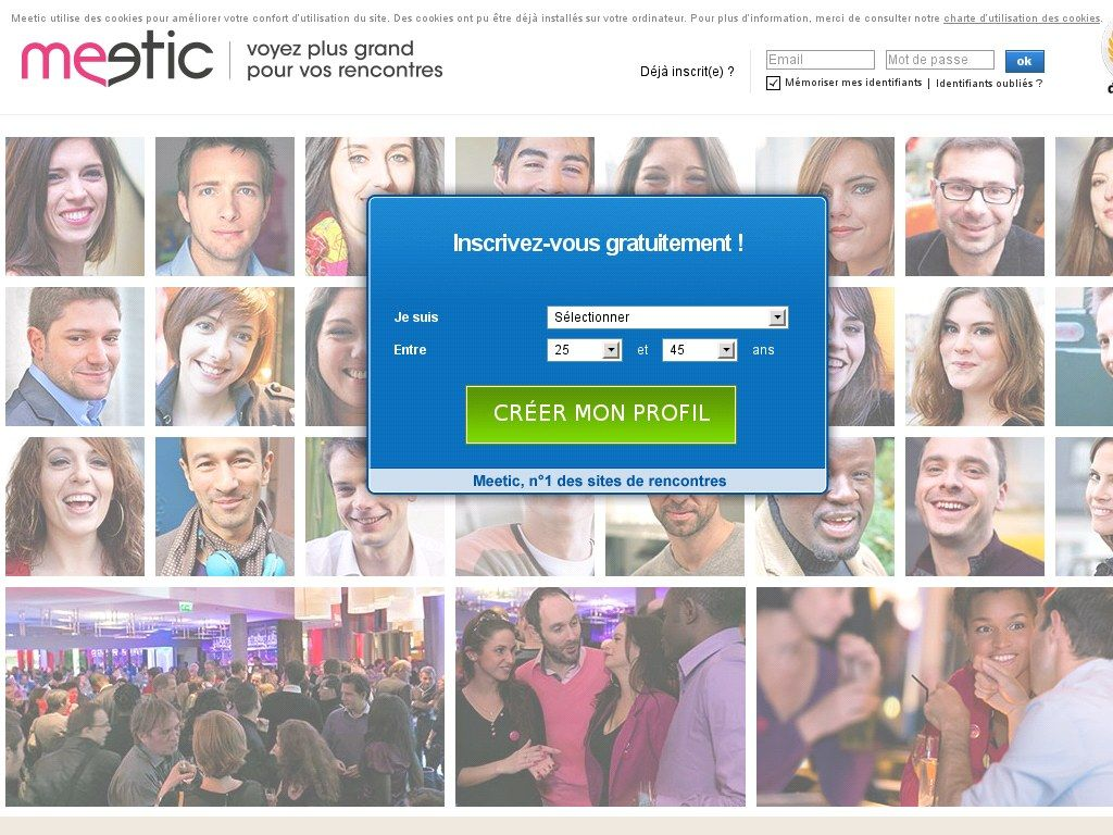 site de rencontre le plus populaire en france rencontre com gratuit