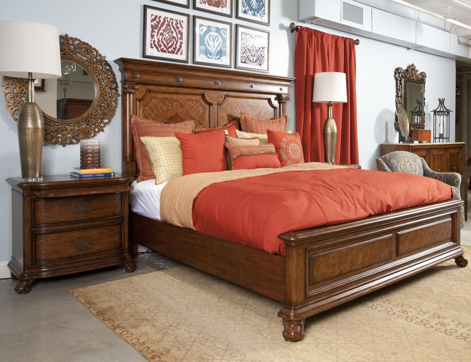 thomasville furniture rivage king panel bed furniture pinterest panel bed thomasville furniture and king
