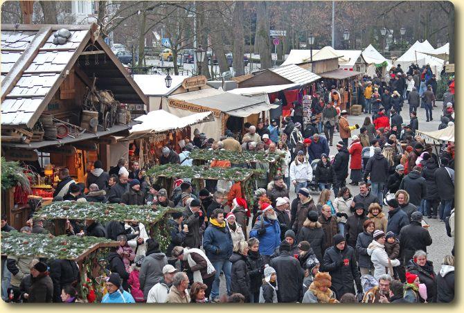 Karlsruhe Christmas Market Karlsruhe Weihnachtsmarkt Baden